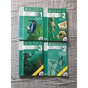 Komplet podręczników biologia operon ZR