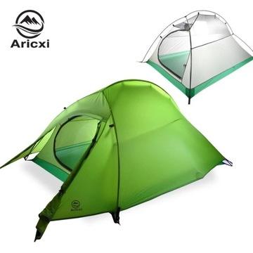 Ultralekki namiot 2 osobowy - tylko 1500 g!