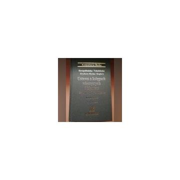 Ustawa o księgach wieczystych i hipotece oraz prze