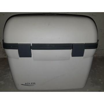 Przenośna lodówka turystyczna Adler, poj.18 litrów