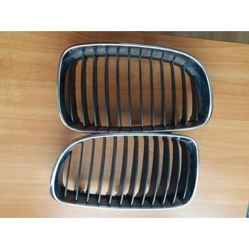 BMW nerki grill Seria 1 E 87 KOMPLET Lewa Prawa