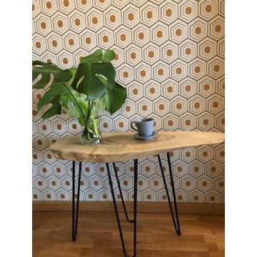 Stolik kawowy - loft