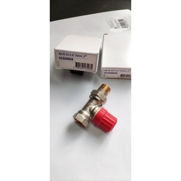 Zawór termostatyczny DANFOSS 1/2 prosty 013G0034