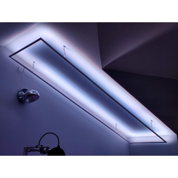 Lampa RBGW Led na wymiar Producent