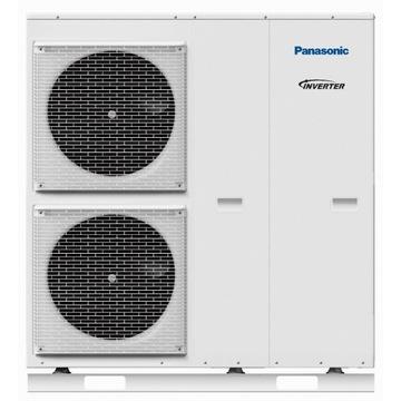 Pompa ciepła Panasonic T-CAP WH-MXC12J3E8 9kw 3F