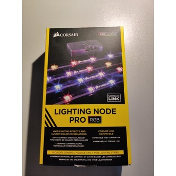 Zestaw CORSAIR Lighting Node PRO RGB LED