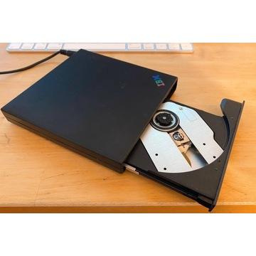 IBM Lenovo CD / DVD zewnętrzny na USB nagrywarka