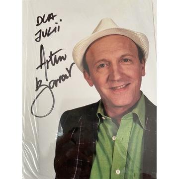 Oryginalny autograf Artura Barcisia