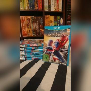 Nintendo WII U The Amazing Spider-man Spider Man