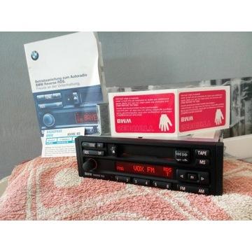 BMW Reverse rds radio E30 E32 E34 e36 + KSIĄŻKA