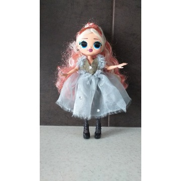 Sukienka dla lalki LOL omg