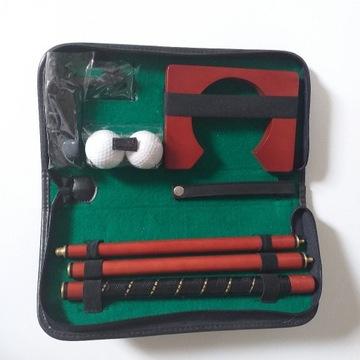 Biurowy zestaw do mini golfa
