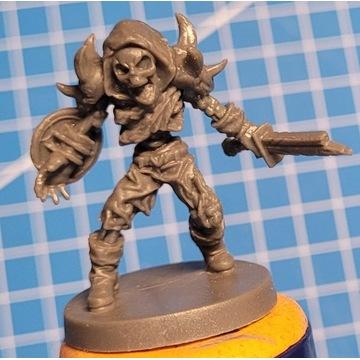 Miniatury Blacklist - Szkielet - Potwór