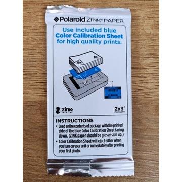 """Wkład Polaroid Zink Paper 2x3"""" 1 op."""