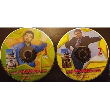 JAŚ  FASOLA  -   Zestaw  2  x  DVD