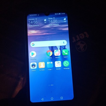 Telefon Huawei y7 rocznik 2019
