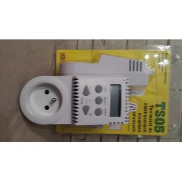 Termostat do elektrycznych urządzeń grzewczychTS05