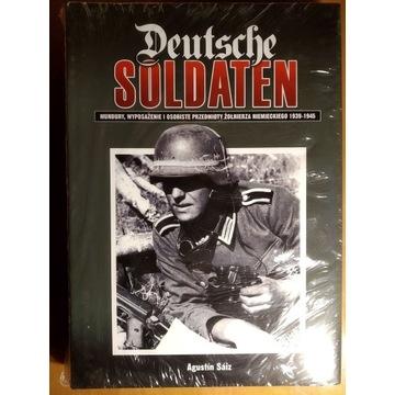 Deutsche soldaten mundury wyposażenie Saiz Vesper