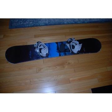 Deska Snowboardowa STUF Mythos 162 cm + Torba STUF