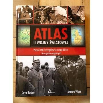 Atlas II wojny światowej