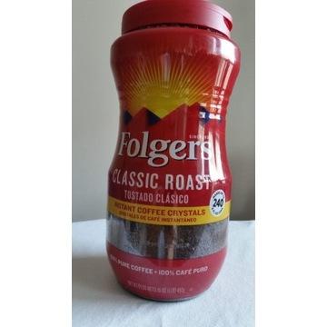Kawa rozpuszczalna Folgers CLASSIC ROAST 453 g