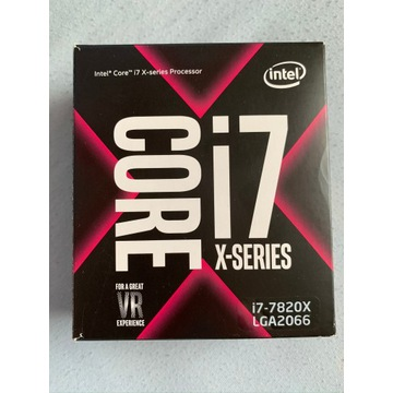 Procesor Intel Core i7-7820X [BOX]