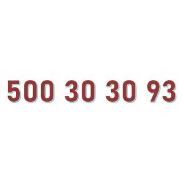 500 30 30 93 ORANGE ŁATWY ZŁOTY NUMER starter
