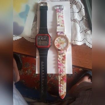 Mam 3 zegarki na części lub do naprawy