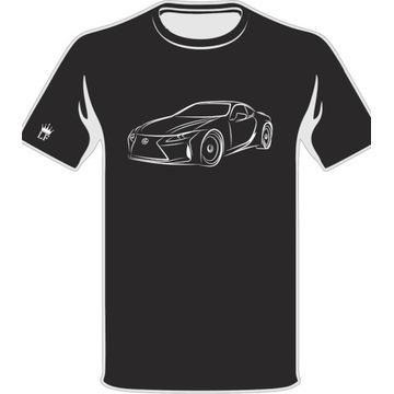 Koszulka Lexus-forum.pl Nowa Rozmiar L