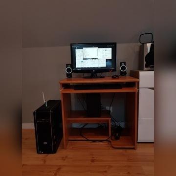 Zestaw komputerowy I5 2500k, GTX 660, Monitor 23,5