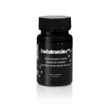 Redutramine - skuteczny spalacz tłuszczu 30 kaps.