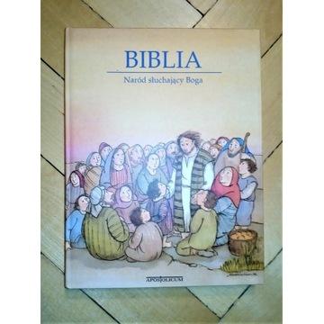 Biblia Naród Słuchający Boga