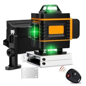 Zielony laser 16 lini (4 wieżyczki) afabeita