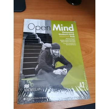 Książka Open Mind Elementary Student's Book