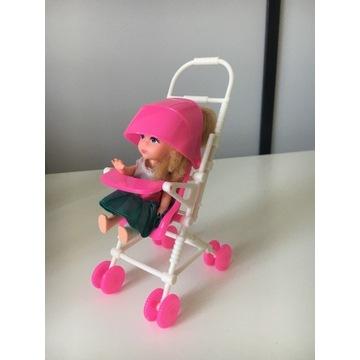 Wózek dla córki Barbie, dostawa z Polski