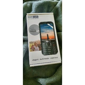 Telefon MaxCom dla seniora