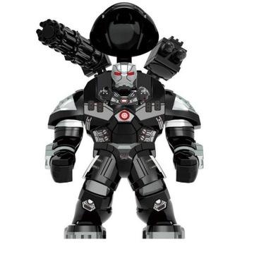 Lego War Machine Buster  Figurka Marvel