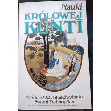 Nauki królowej KUNTI wysyłka od 8 zł buddyzm