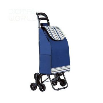 Składany wózek na zakupy wspinaczkowy