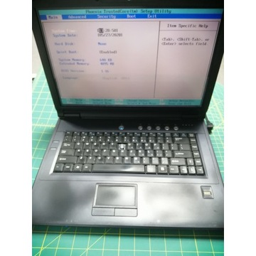 Laptop Compal FL92