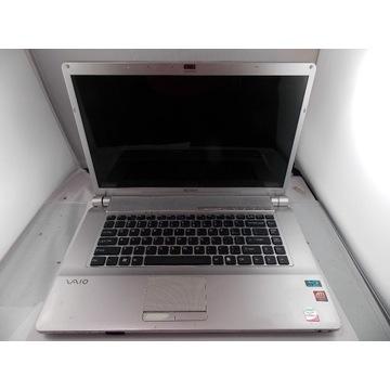 Laptop SONY PCG-3F1M VGN-FW31M (uszkodzony)