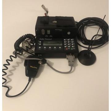 Radio terminal Motorola CM140, zestaw ELE TAXI