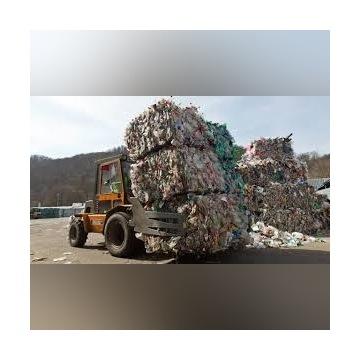 odpady z tworzyw sztucznych