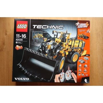 Lego TECHNIC 42030 Volvo L350F Wheel Loader NOWY