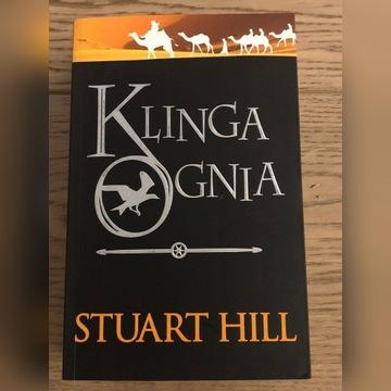 Klinga ognia Kroniki Icemarku Tom 2 Stuart Hill