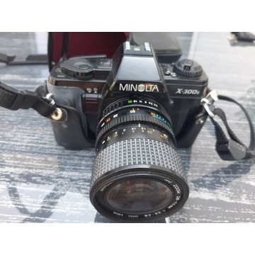 Minolta x300s