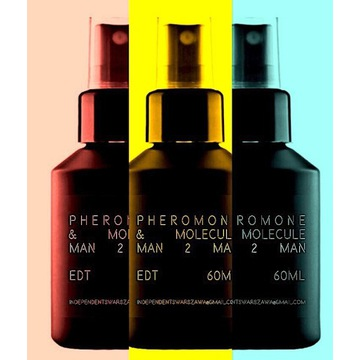 Pheromone & Molecule YUZU  Man 2 Man EDT 60ml