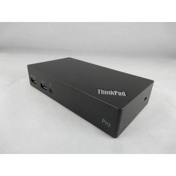ThinkPad USB 3.0 Pro Dock 40A7, komplet