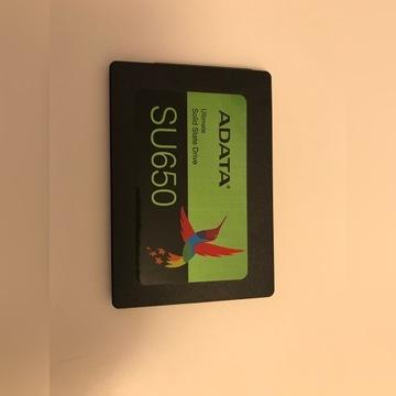 Dysk ADATA SSD 240 GB nowy