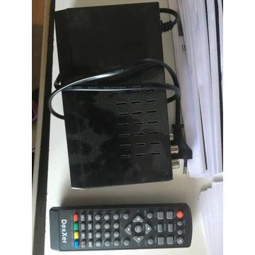Tuner DVB-T2 Dexxer
